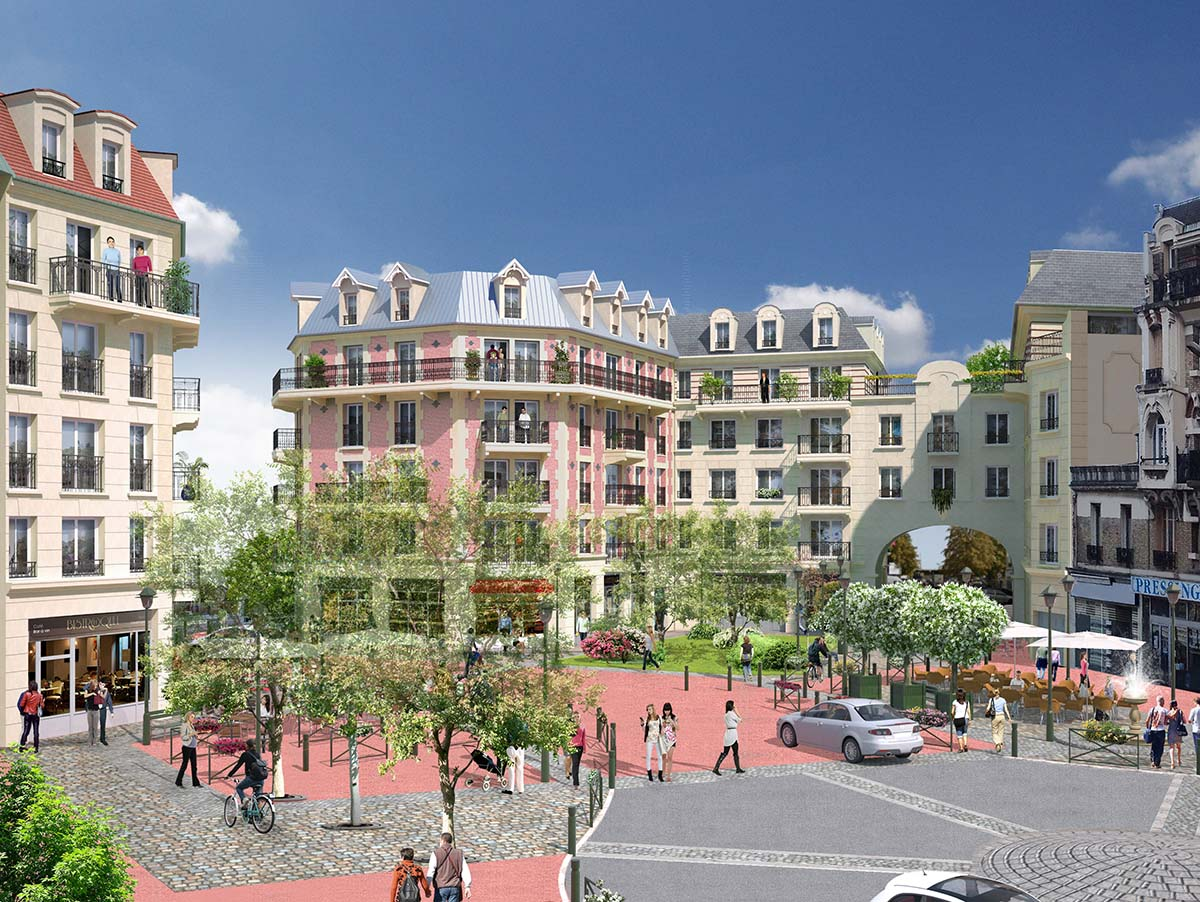 Le plessis robinson for Appartement clamart gare