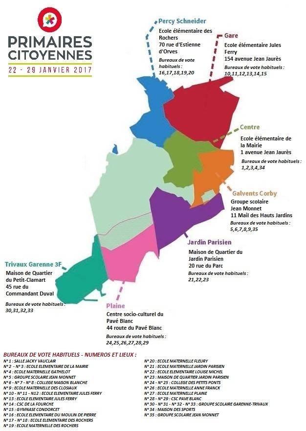 Participez aux primaires citoyennes à Clamart  